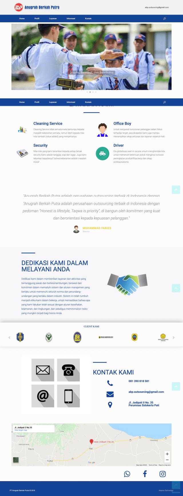 web desain pt abp
