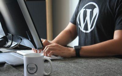Pakai WordPress dengan Plugin Lengkap