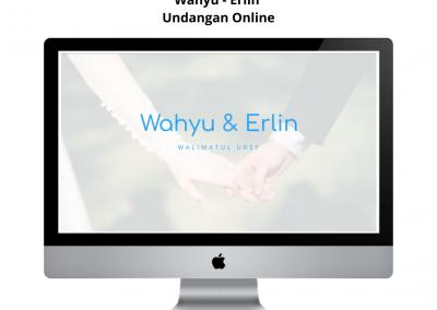 Undangan Online W/E